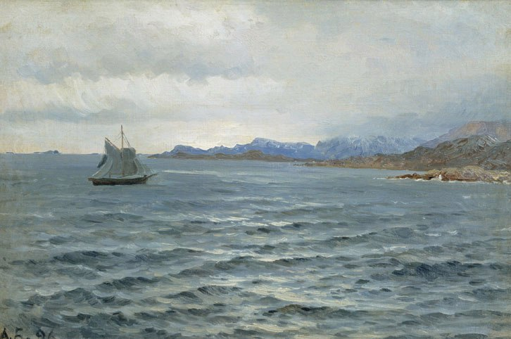 Александр Борисов (1866 — 1934) русский художник, первый живописец Арктики, писатель, общественный деятель, исследователь полярных земель, внёсший значительный вклад в разработку вопросов транспортно-экономического освоения Севера.