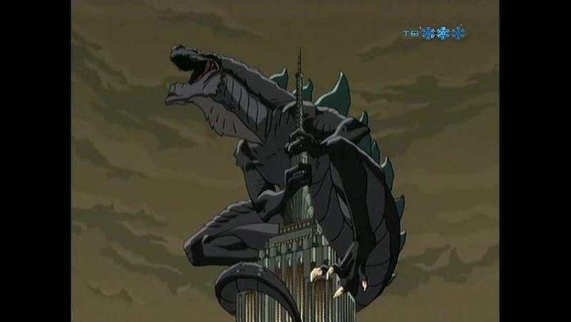Godzilla S01E01 New Family Part 1