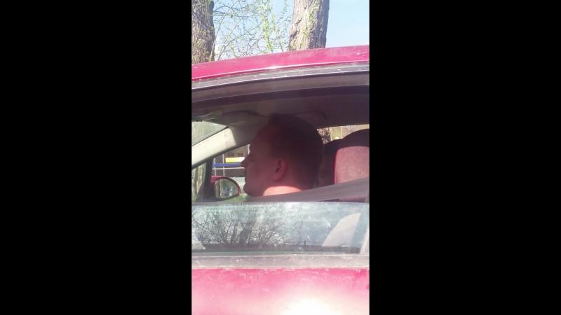 Пидерасты на красной машине