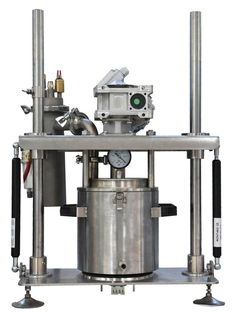 Лабораторная вакуумная установка CMH