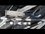 Как изготавливаются Финские ножи «Lapin Puukko»