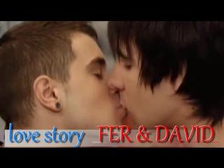 Фер & Давид - vk.com/theartoflove2015
