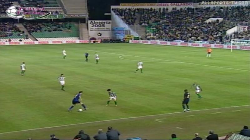 ЧИ 2004 05 11 тур Бетис Барселона 2 1