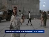 أقتحام معسكر (درع ليبيا)بمنطقة #قنفودة غرب #بنغازى كتية 302 التابعة للقوات المسلحة