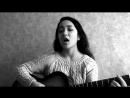 Военная разведка(Кровавый снег Кавказа) девушка поёт под гитару