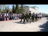 Парад 9 мая 2014  года в Черемшане - автор видео Илюза Гильфанова.