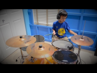 Kungs  Cookin On 3 Burners - This Girl (Drum Cover)