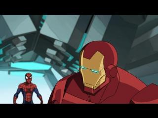 Великий Человек-паук ― Железный Осьминог (1 сезон, 22 серия)