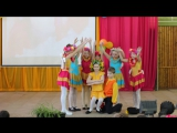 """Русский народный танец """"Ой, Вася - василек"""" танцуют третьеклассники!!!!!"""