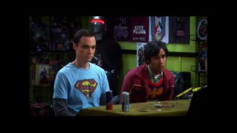 The Big Bang Theory - Funniest Moments