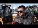 28.11.2016 Парад коммунальной техники в Южно-Сахалинске