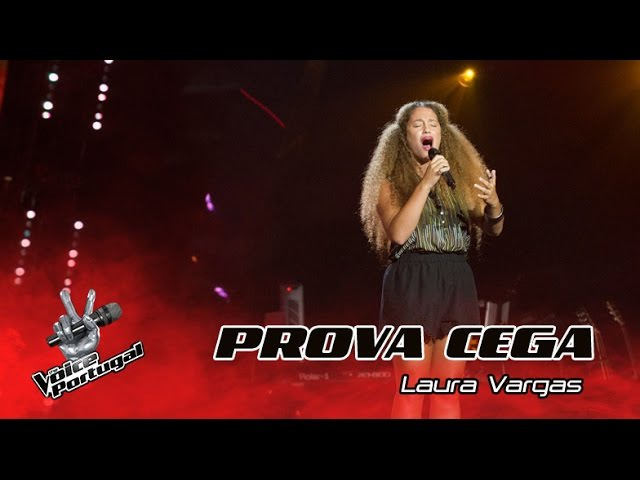 Laura Vargas - The winner takes it all | Provas Cegas | The Voice Portugal