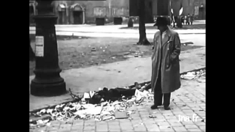 Венгерское восстание 1956 года Хроника