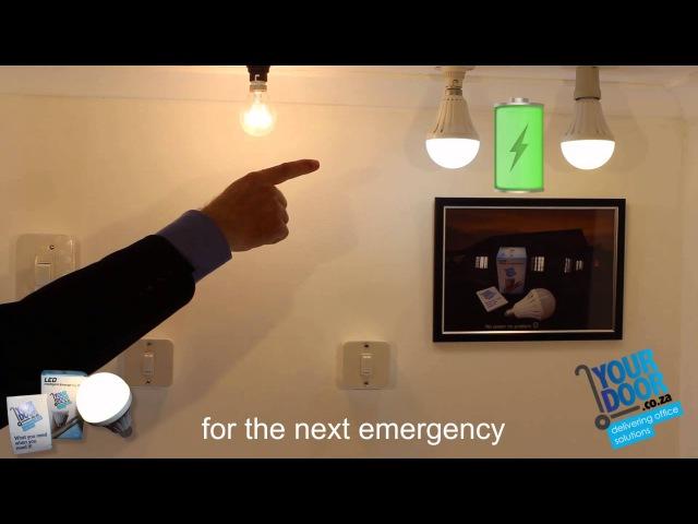 The LED Intelligent Emergency Bulb