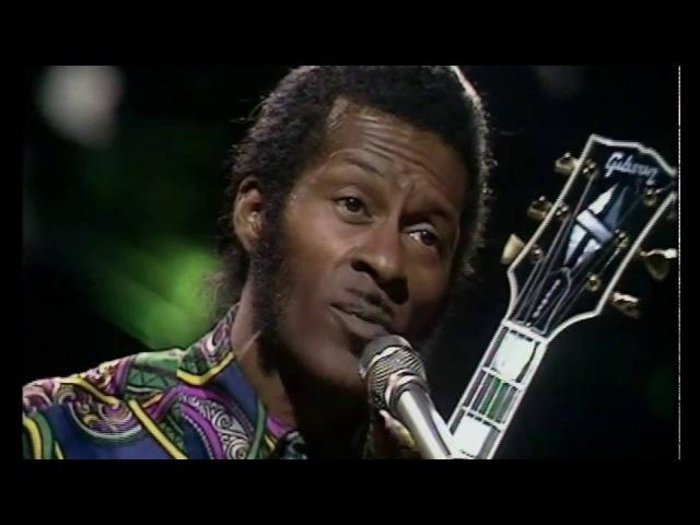 CHUCK BERRY LIVE 1972 Rocking Horse at BBC Theatre 29 03 1972