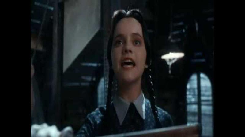 Haunted Wednesdays - Wednesday Addams Tribute