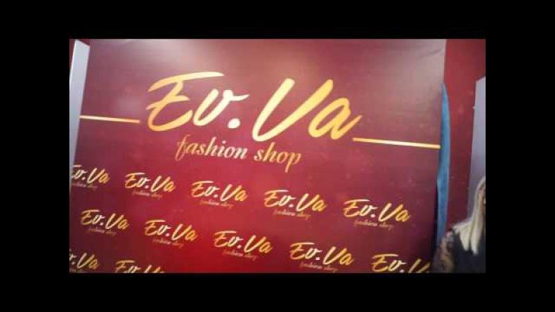 Открытие магазина Ev.Va Shop в Клондайке.