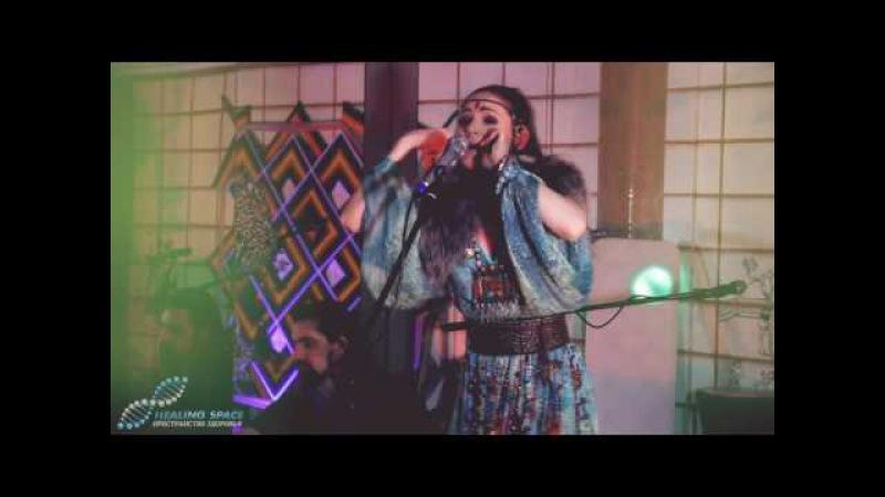 Olena UUTAi Jew's Harp voice