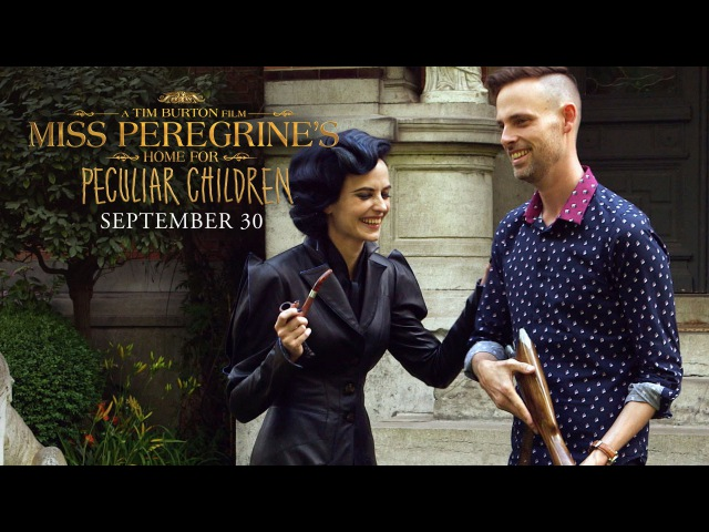Miss Peregrine's Home For Peculiar Children | Set Tour with Ransom Riggs [HD] | 20th Century FOX