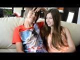 Самая сильная любовь, двух подростков. Даня и Кристи
