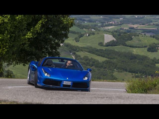 Ferrari 488 Spider by DRIVE Magazine [English subtitles]