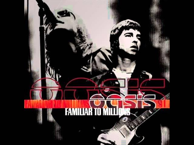 Oasis - Helter Skelter (Familiar to millions)