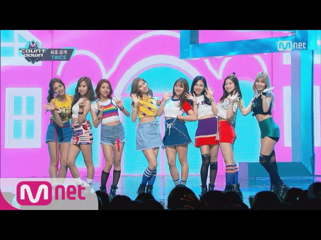 TWICE - Im gonna be a star M COUNTDOWN 160609 EP.477