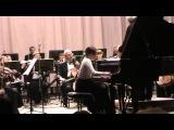 Мария Боровинская Концертино, исполняет Крутикова Марианна 2011г.