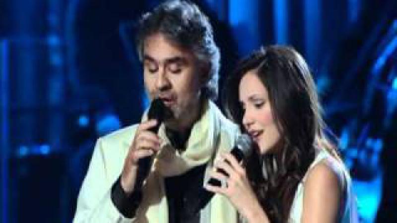 Andrea Bocelli Katherine Mc Phee - The Prayer