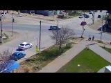 ДТП (опасное вождение) г. Дубовка ул. Магистральная ул. Московская 07-04-2017 11-33