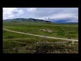 Трасса А-161 Саянский перевал - Дороги России