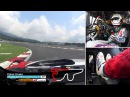 2016 SUPER GT - Rd.5 A lap around Fuji w/Kohei Hirate Onboard