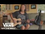 Vans &amp Metallica Nathan Fletcher Meets Kirk Hammett Music VANS
