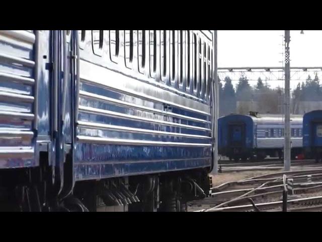 Куда уходят поезда после конечной: репортаж о сервисе железной дороги
