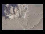 Russian air force destroys an ISIS tank & vehicle near Palmyra in E.Homs