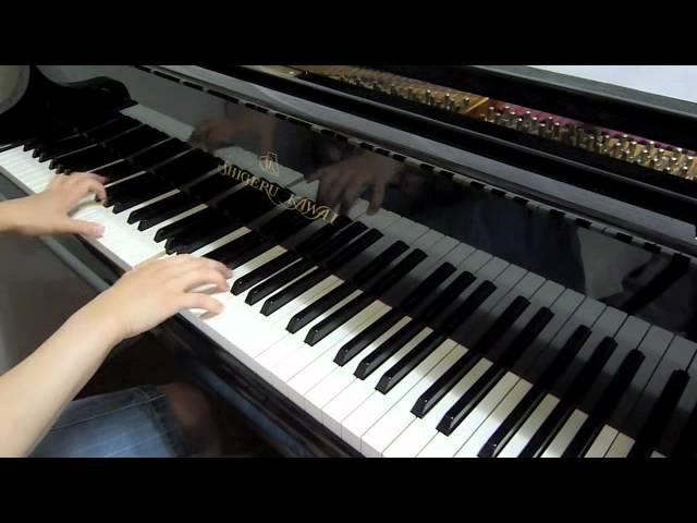 【 銀魂 Gintama 】 曇天 Donten 【 Piano ピアノ 】