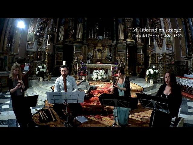 Vox Tremula Julieta Viñas — Live in Concert