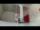 Exotic flow. Floorwork.Svetlana Yurchak