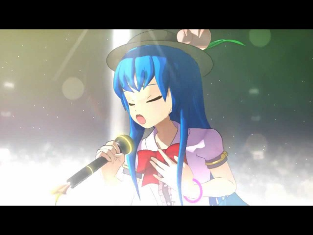 Touhou Anime PVD2 4 - Heartquake Super Shock【東方C80】