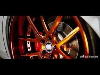 Copper Jaw Dropper   Slammed Chrysler 300S by Nutek Forged Wheels