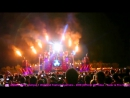 DJ. ANGEL MAN - Defqon.1 Weekend Festival Australia - 2010 (Official HD Video - Lazer Fire Show)