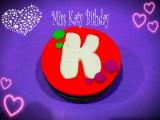 Торт для МИСС КЭЙТИ из Плэй До. Поздравляем с Миллионом подписчиков!!!