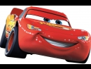мультфильм ТАЧКИ CARS учим цвета машин Молния Маквин. Disney Cars карточки домана