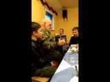 25.12.2016 Гатчина ....Юбилей у атамана. Казачий ансамбль