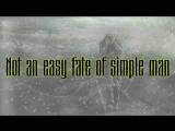 Тизер. S.T.A.L.K.E.R Not an easy fate of simple man.