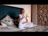 """Йога в постели ¦ Вечерний комплекс """"Сладкий сон"""" ¦ Йога для начинающих"""