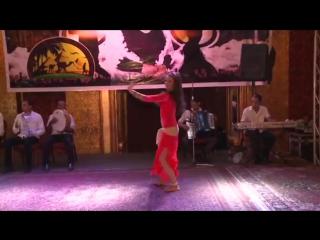Ekaterina Goncharenko professionals 2nd place 'baladi + drum solo' Ahlan Wa Sah 4649