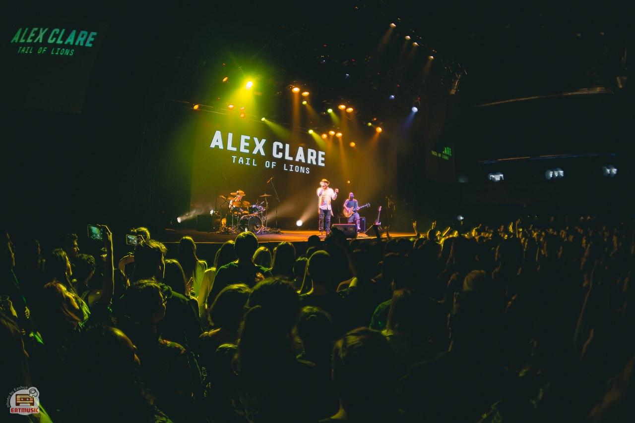 Концерт Alex Clare в Yotaspace