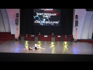 M&Dance Studio | The Challenge, Kiev | Contemporary adults solo pro -
