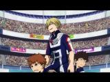 Boku no Hero Academia ТВ 2 5 серия русская озвучка Star Team  Моя геройская академия 2 сезон 05  Академия героев vk HD